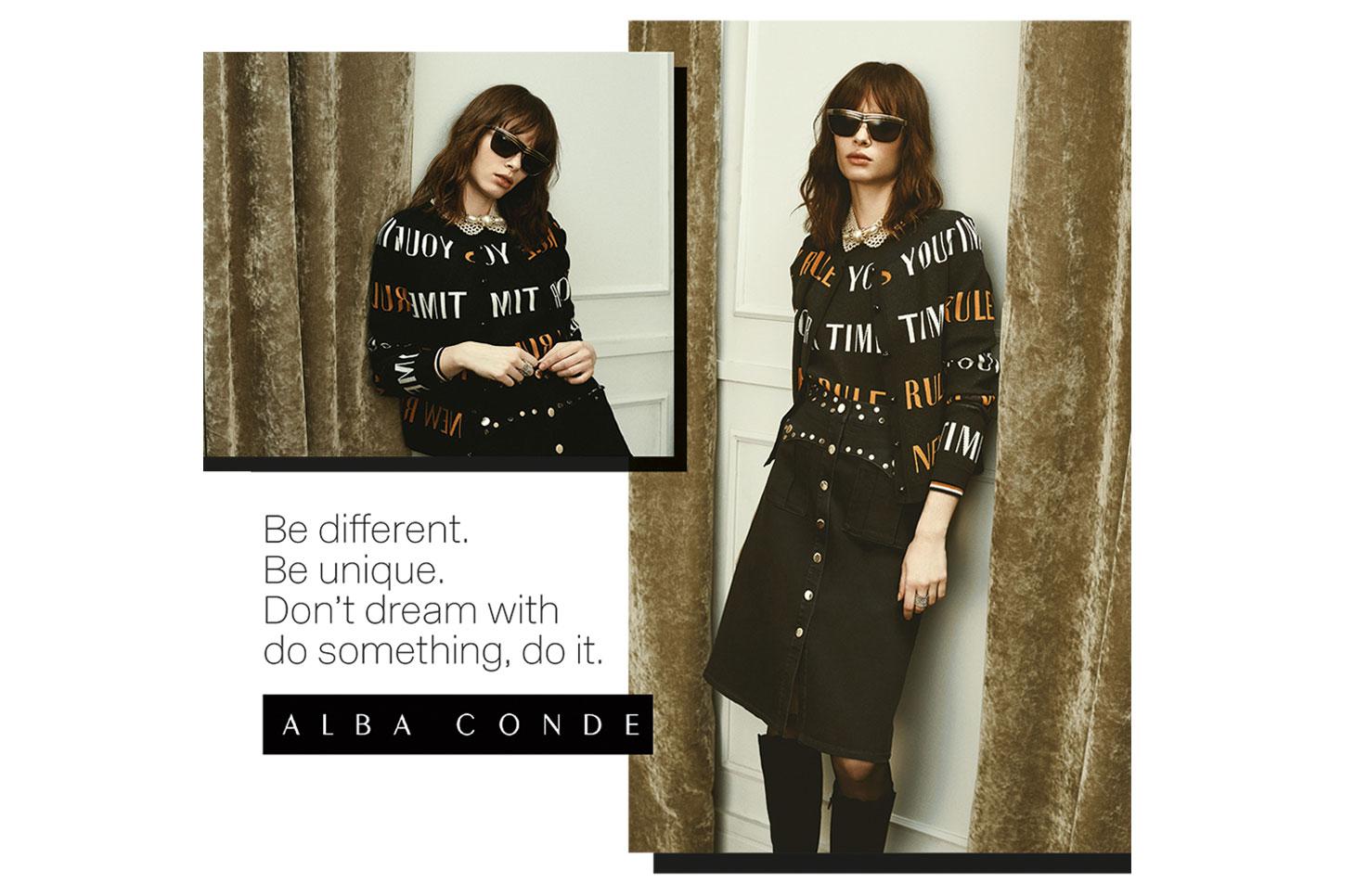 buena venta diseño exquisito venta outlet Alba Conde Web Oficial