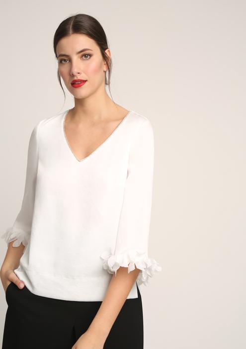 Blusa blanca | PuntRoma ES