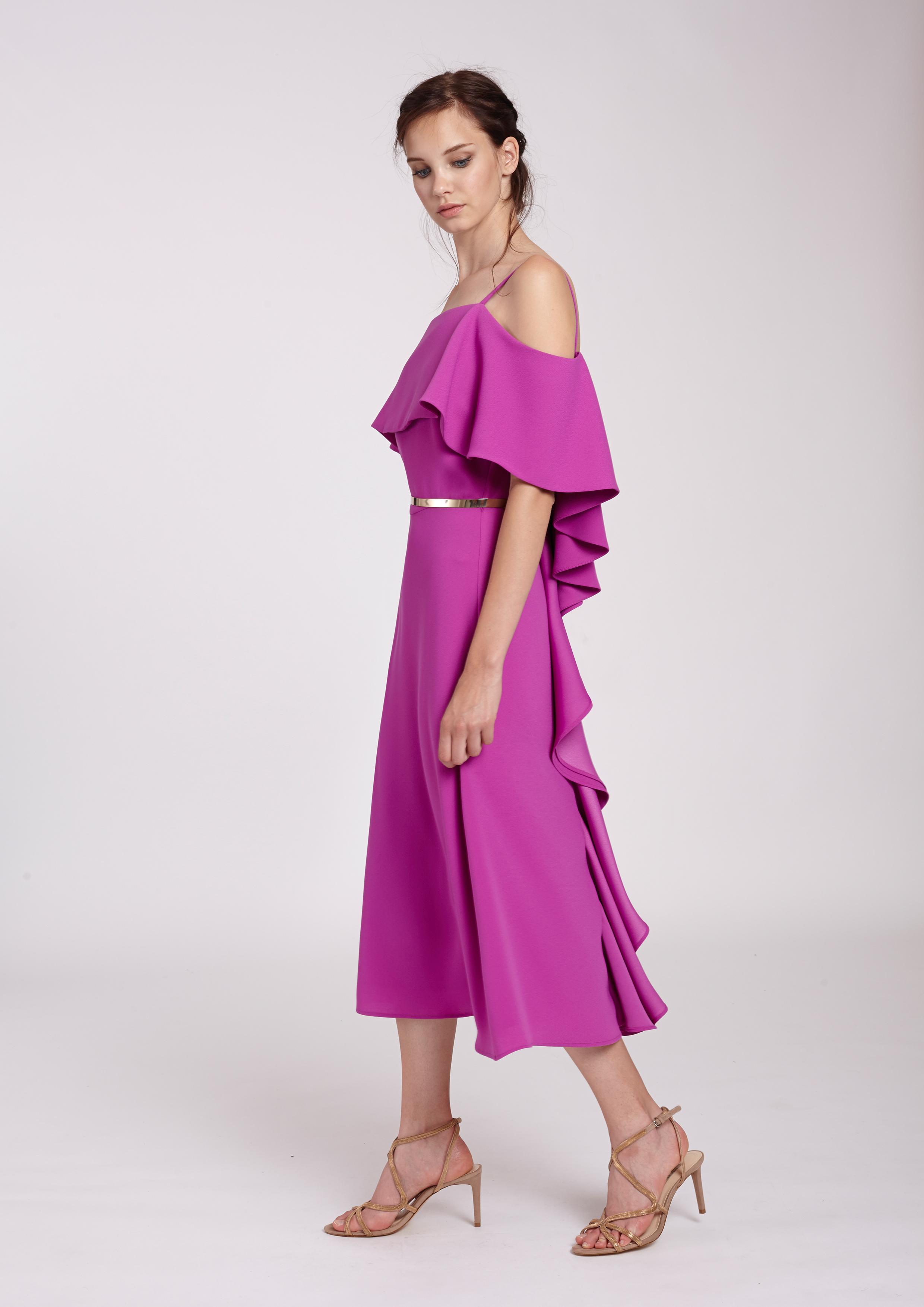 Magnífico Vestidos De Púrpura Económicas Para Bodas Modelo - Ideas ...