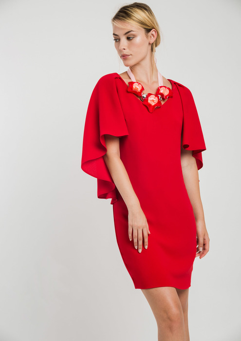 6e2e3664b4 Vestido rojo de fiesta